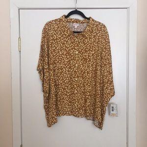 3XL LuLaRoe Amy Shirt DD32 1887
